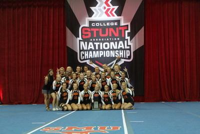 Oklahoma State University/USA Cheer