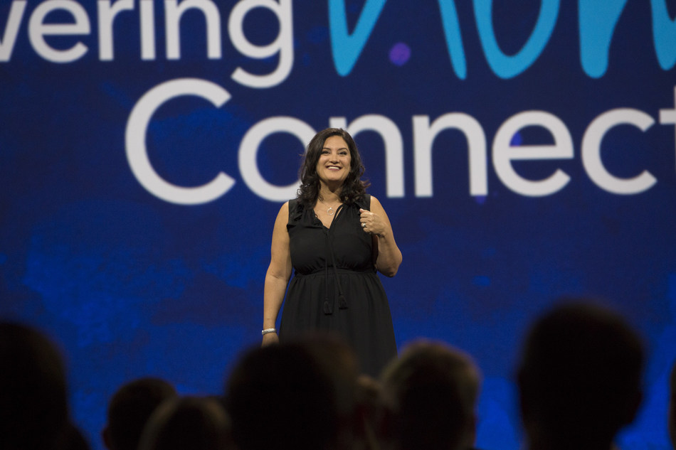 At JiveWorld17, Jive CEO Elisa Steele addressed the increasingly disconnected nature of the business landscape, and showed how Jive is fulfilling its promise to enable enterprise collaboration at any scale, reduce team and technology silos, and accelerate go-to-market execution.