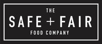 The Safe + Fair Food Company logo