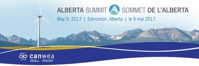Sommet de l'Alberta de CanWEA 2017 (Groupe CNW/Association canadienne de l'énergie éolienne)