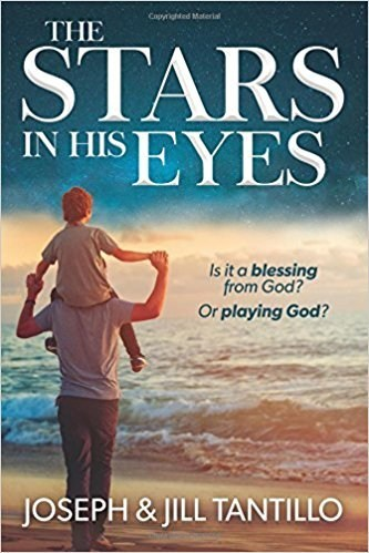 The Stars In His Eyes Front Book Cover