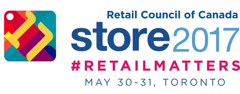 STORE 2017 is the biggest Canadian retail conference of 2017. (CNW Group/Retail Council of Canada)
