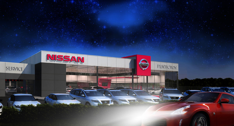 Kelowna Car Dealerships >> CNW | Construction begins on Nissan Penticton dealership coming to Satikw Crossing development