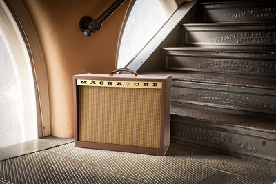 Magnatone Introduces the Varsity Reverb Amplifier