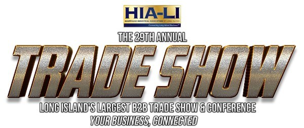 HIA-LI 29th Annual Trade Show Logo