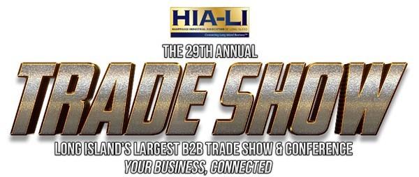 HIA-LI 29th Annual Trade Show Logo