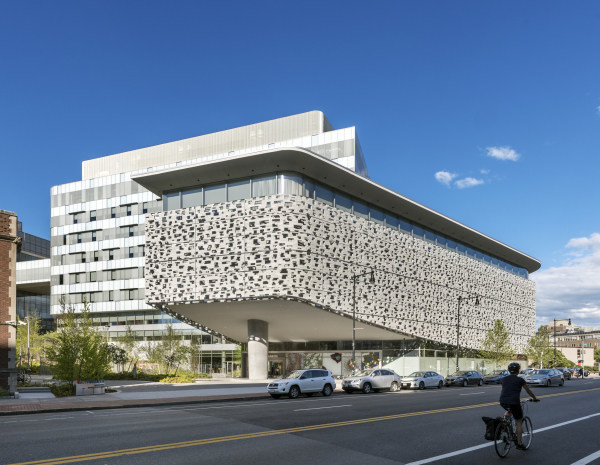 The Novartis Institutes for BioMedical Research Cambridge Campus Wins Special Recognition in Lab of the Year Awards.
