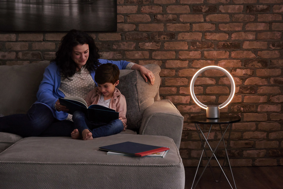 C by GE's Sol is the industry's first Amazon Alexa-embedded lighting product.