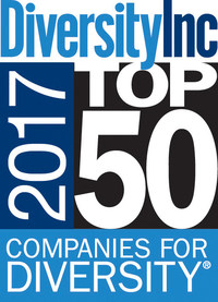 Aramark, a global leader in food, facilities management and uniforms, was named one of the 2017 Top 50 Companies for Diversity by DiversityInc. The company shares this honor with its 270,000 team members whose different backgrounds, experiences and perspectives enrich the workplace, creating a culture of inclusion that is critical to the success of the company.