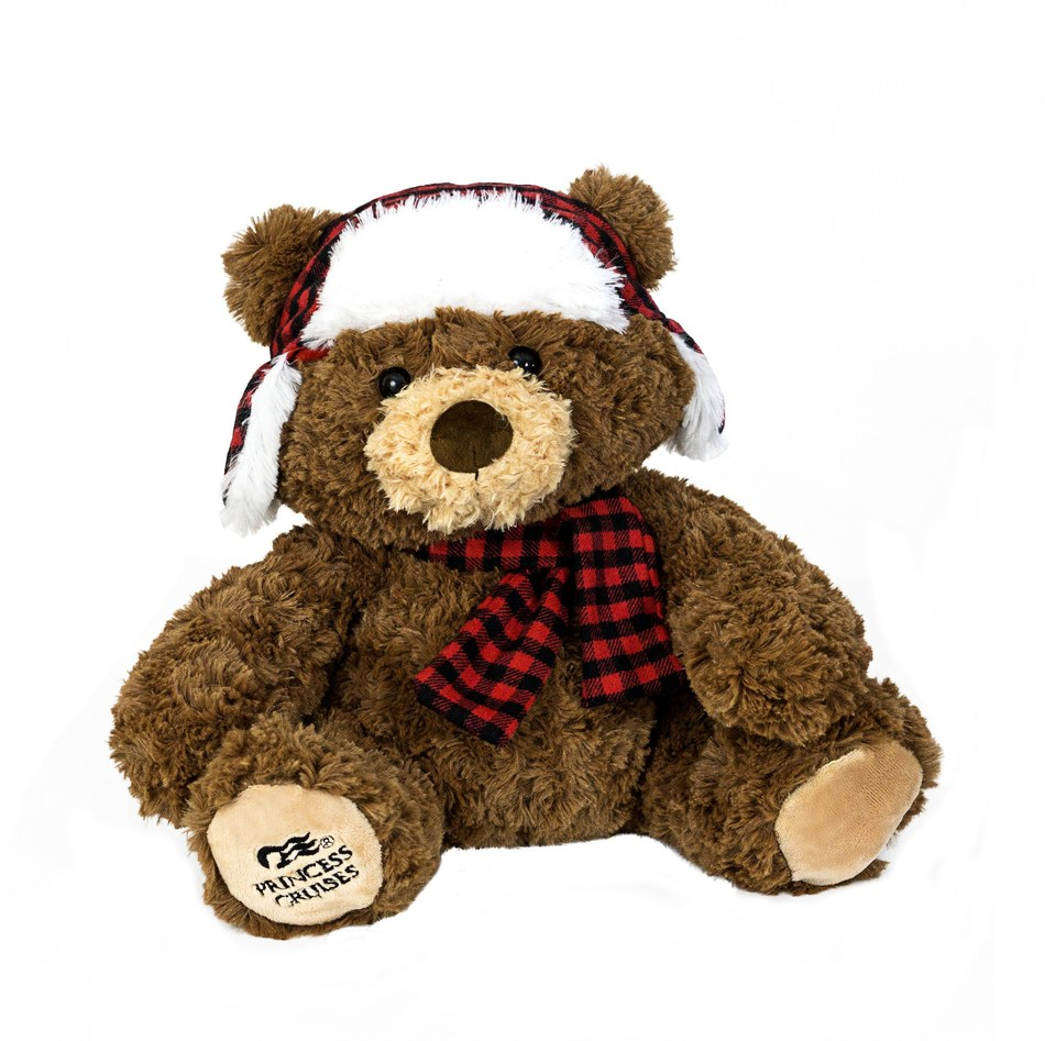 Princess Cruises Introduces Stanley the Bear