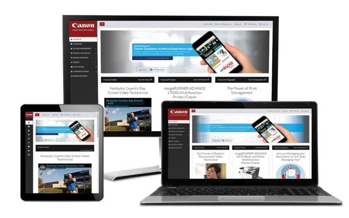 (PRNewsfoto/Canon Solutions America, Inc.)