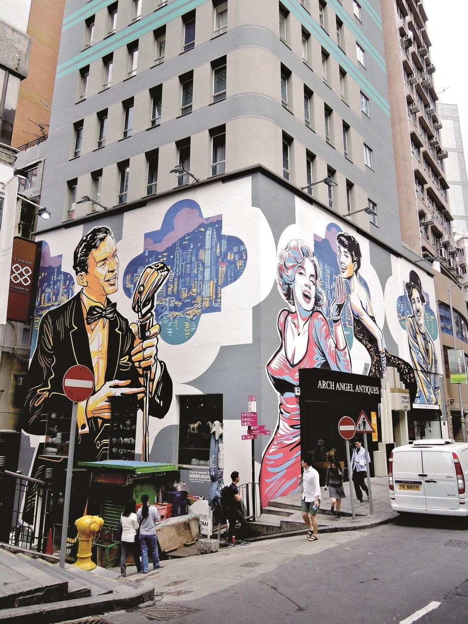 (PRNewsfoto/Hong Kong Tourism Board (HKTB))