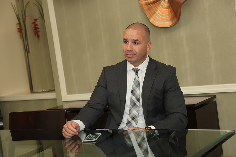 Stuart Chamberlin, President of Chamberlin Financial