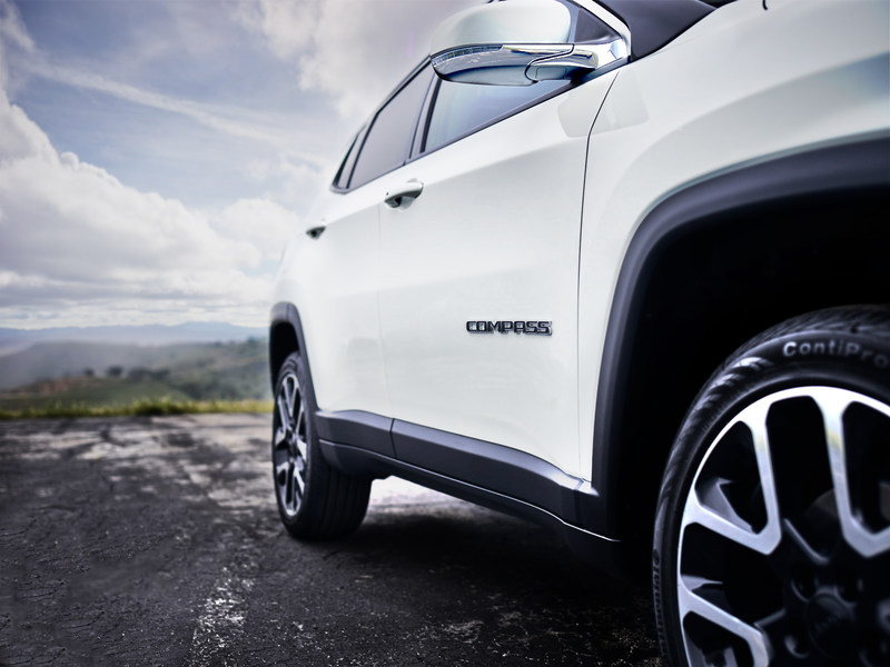 """""""Relocating"""" ad campaign for the All-New 2017 Jeep Compass launches May 4, 2017."""
