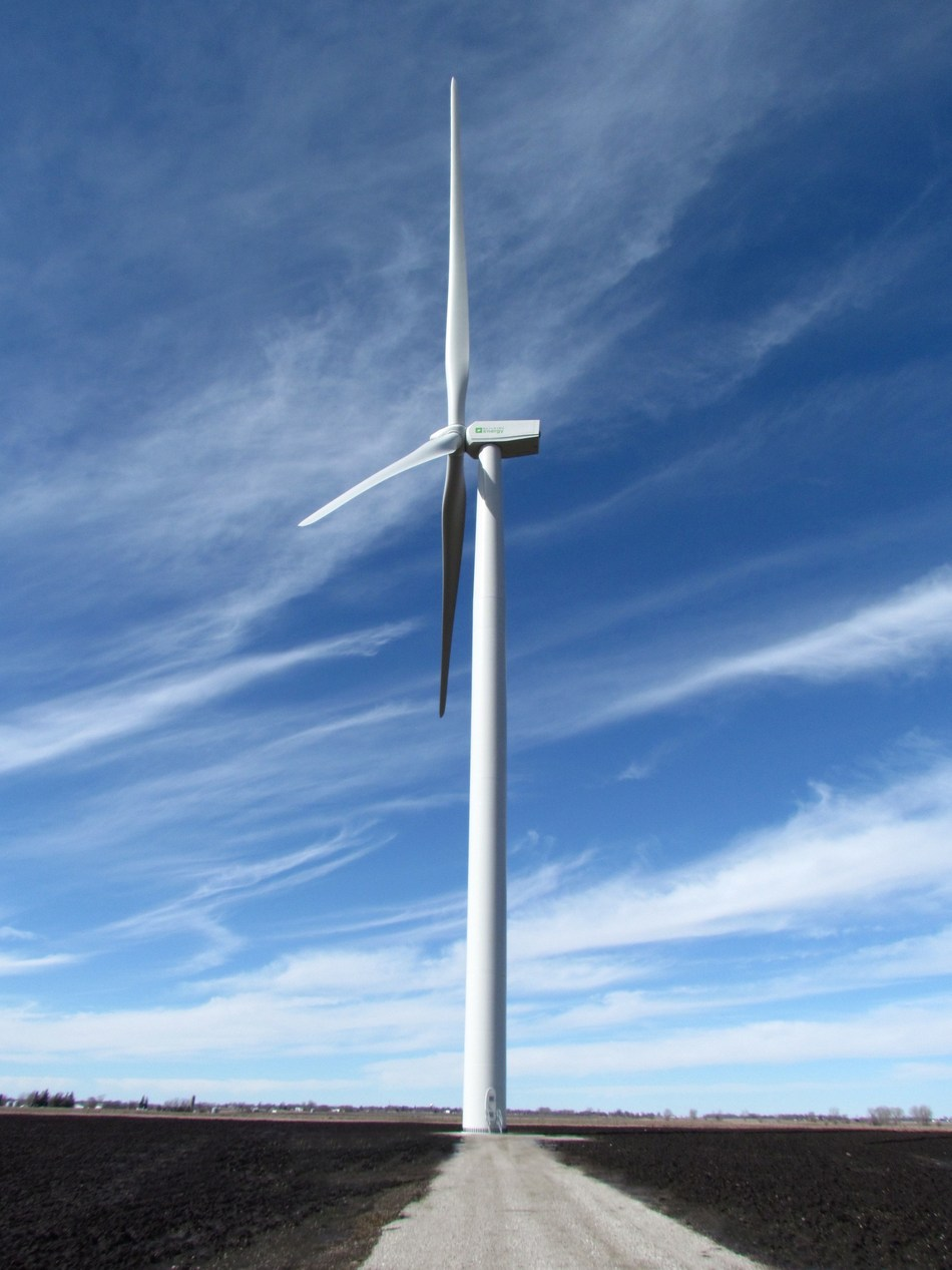 Building Energy celebrates the beginning of operations of its wind farm in Iowa