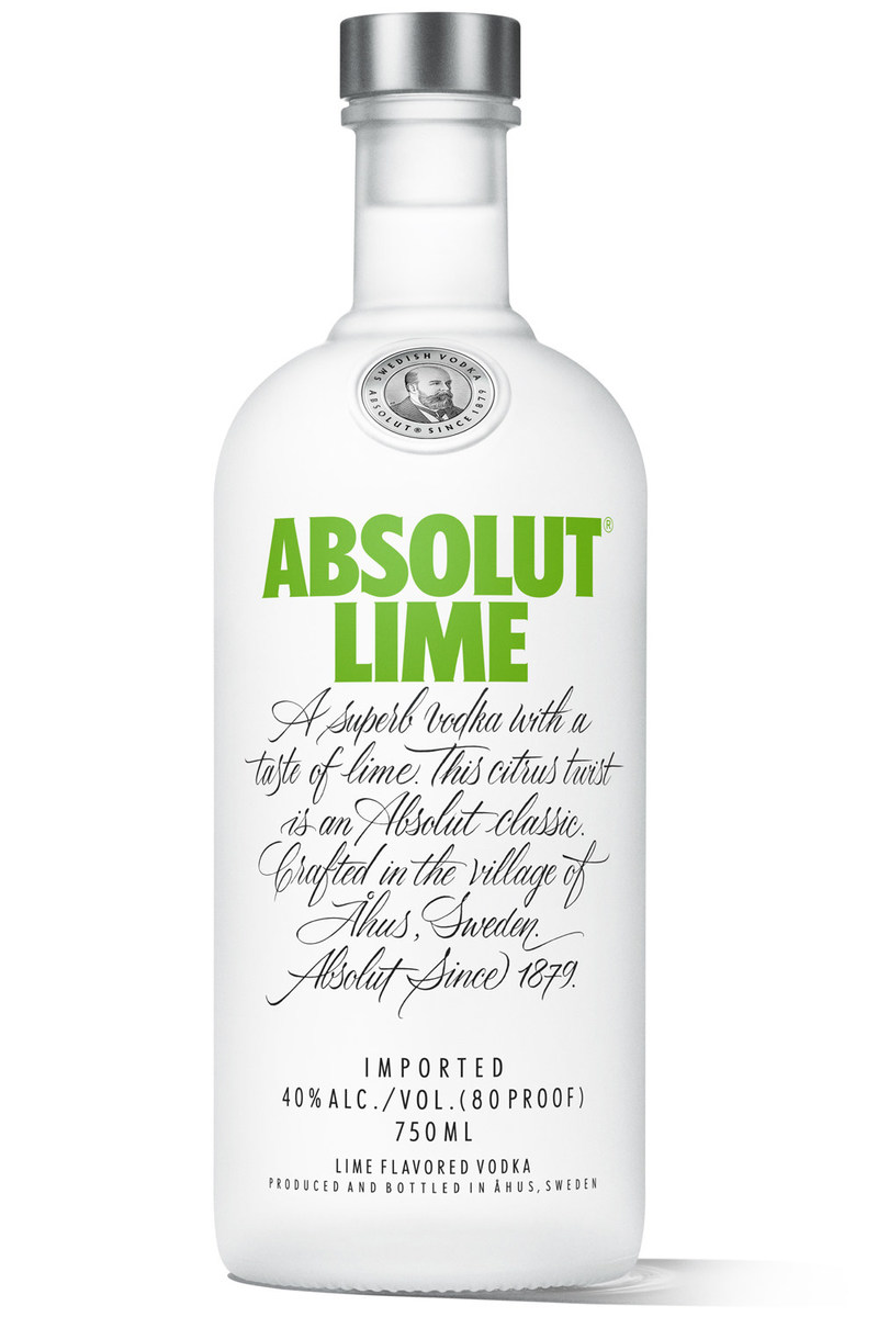 Corby Spirit and Wine introduces Absolut Lime in Canada. (CNW Group/Corby Spirit and Wine Communications)