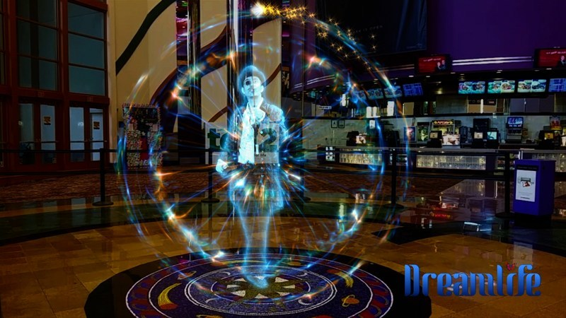(PRNewsfoto/Dreamlife Technology)