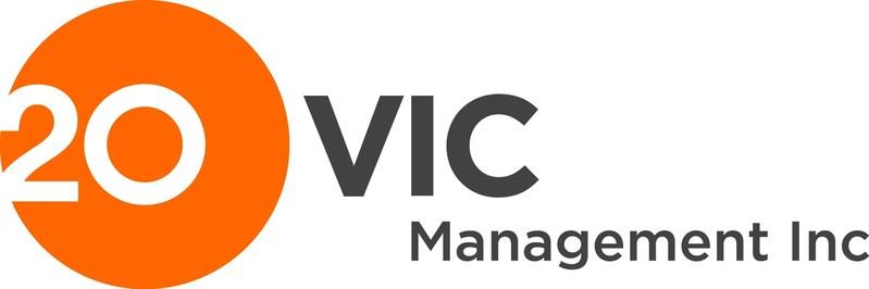 20VIC Management Inc. (CNW Group/20VIC Management Inc.)