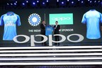 Left to Right BCCI CEO, Mr Rahul Johari with President of OPPO India Global VP OPPO, Mr Sky Li (PRNewsfoto/OPPO)