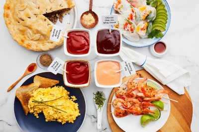 Canadian inspired sauce recipes using Great Value Ketchup (CNW Group/Walmart Canada)