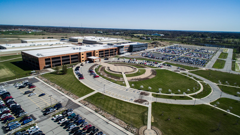 Toyota Motor North America (TMNA) celebrated the 40th anniversary of its North American research and development operations alongside an important milestone today, as the company officially opened its expanded Toyota Motor North America Research & Development (TMNA R&D) Purchasing and Prototype Development centers in York Township, Mich.