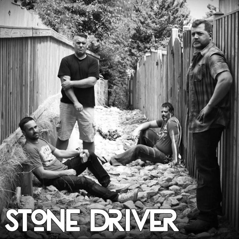 Stone Driver press photo