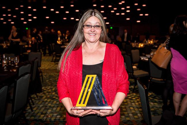 Regina Rice, licensed practical nurse/licensed vocational nurse (LPN/LVN) at Brookdale Edgewood, was named a 2017 Hero Award winner at the 2017 Argentum Senior Living Executive Conference.
