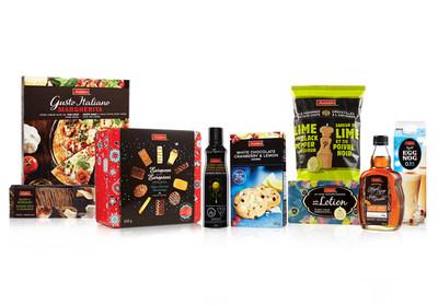 Award-winning packaging (CNW Group/St. Joseph Communications)