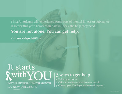 Three ways to help help for mental illness and substance abuse