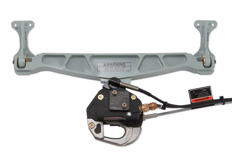 TALON LC Hydraulic Hook Kit with Fixed Provisions and Onboard Weighing System with 28VDC backlighting (P/N 200-413-10)