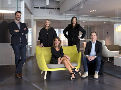 The new TM management team is made up of five Executives who represent a cross-section of marketing disciplines.