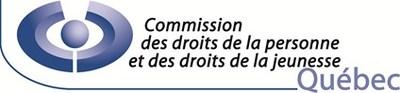 Logo : Commission des droits de la personne et des droits de la jeunesse (Groupe CNW/Commission des droits de la personne et des droits de la jeunesse)