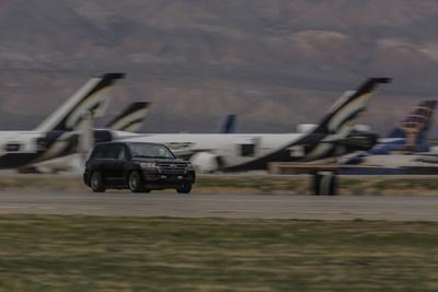 Toyota Land Cruiser Seizes World's Fastest SUV Title