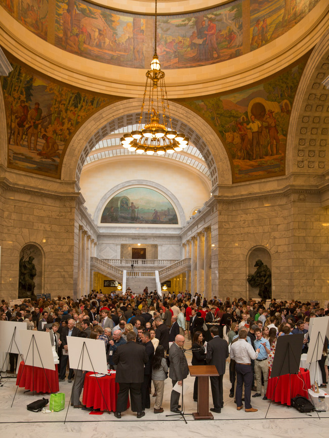 2017 Bench to Bedside at the Utah State Capitol