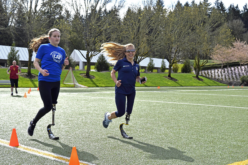 The Challenged Athletes Foundation® (CAF) iannounces unprecedented financial support through its annual grant program, which provides financial assistance for sports equipment, sports prosthetics, coaching, mentoring, and competition expenses for athletes of all ages and abilities who wish to live active lifestyles and compete in sports at any level.