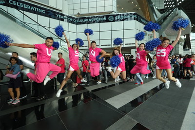 Excitement builds at USANA's Asia Pacific Convention