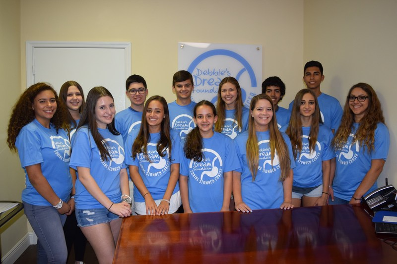 Photo One: DDF Youth Leadership Council Members