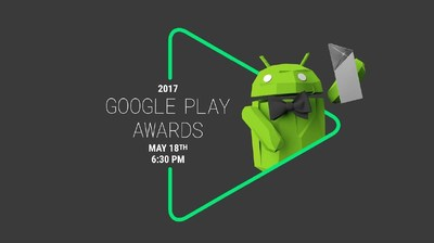 Animal Jam - Play Wild! Selected As a Nominee for 'Best App for Kids' for the Google Play Awards