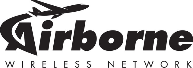Airborne Wireless Network Logo