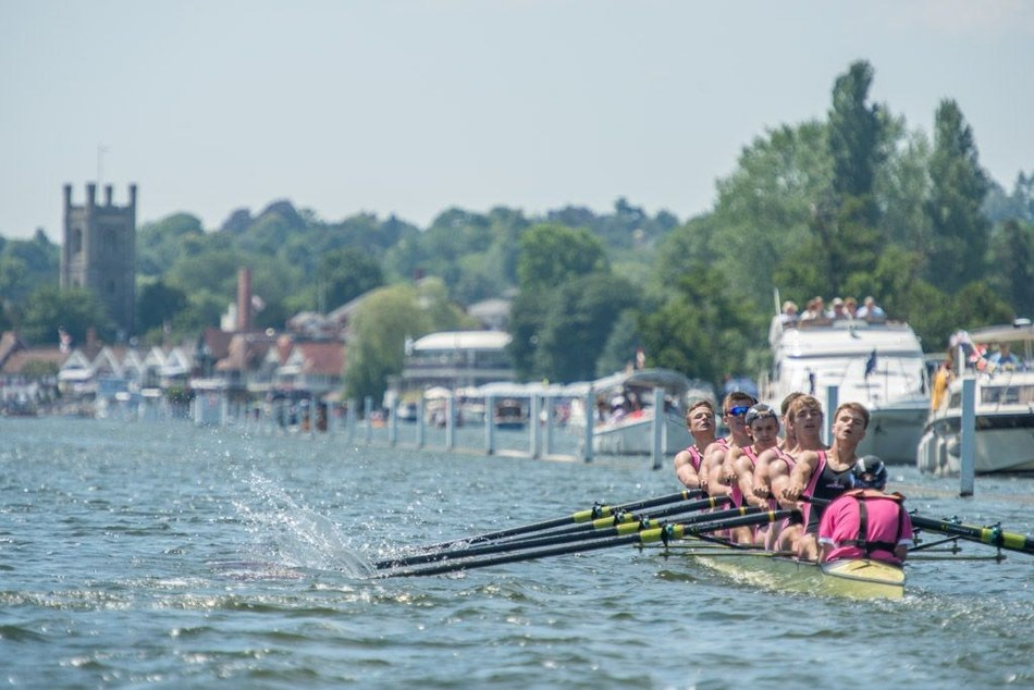 Bremont Named as First Ever Timing Partner to Henley Royal Regatta (PRNewsfoto/Bremont Watch Company)