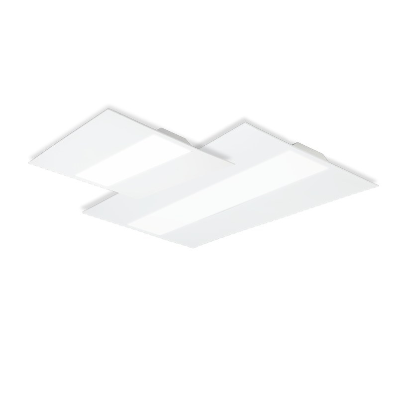 Autani's e>kit converts existing prismatic fluorescent fixtures to LED fixtures with a simple one-piece kit.