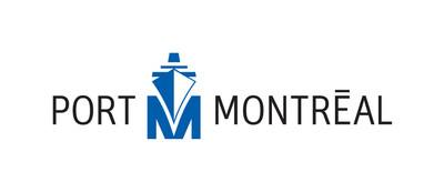 Logo : Port de Montréal (Groupe CNW/PORT DE MONTREAL)