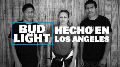 Professional Mexican-American boxers from East Los Angeles: Ricardo Rodríguez, Seniesa Estrada and Carlos Morales.