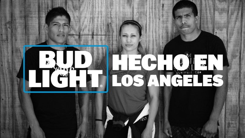 Professional Mexican-American boxers from East Los Angeles: Ricardo Rodríguez, Seniesa Estrada and Carlos Morales.