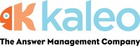 Kaleo Software logo with Answer Management Company text