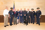 The American Kennel Club Presents United States Capitol Police K-9 Unit With Award