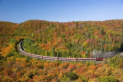 Agawa Canyon Tour Train (CNW Group/Destination Canada)