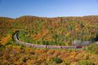 train touristique du canyon Agawa (Groupe CNW/Destination Canada)