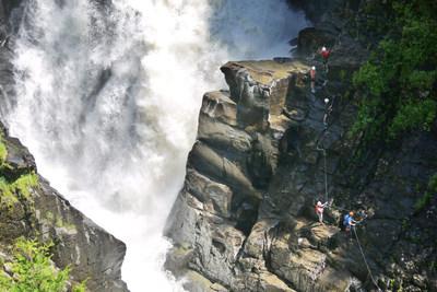 Canyon Sainte-Anne (Groupe CNW/Destination Canada)