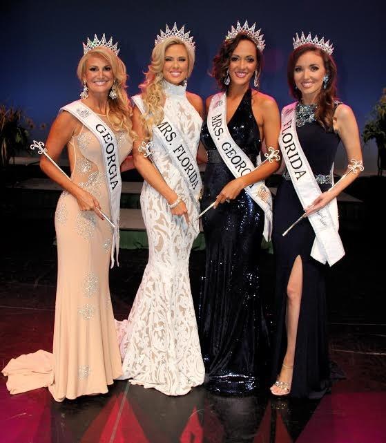 2017 Ms. & Mrs. Florida-Georgia United States Queens